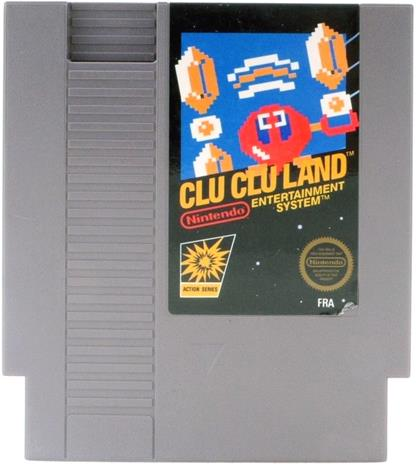 Clu Clu Land (Action Series Cover)