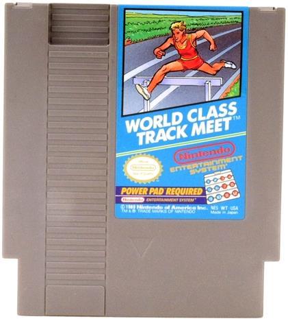 World Class Track Meet