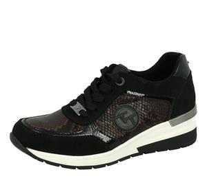 Tom Tailor naisten vapaa-ajan kengät, musta 36