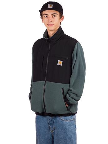Carhartt WIP Nord Jacket eucalyptus / black Miehet