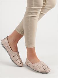 Naisten matalat kengät, ruskea W