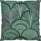 Vallila Viuhka -tyynynpäällinen, vihreä, 43 x 43 cm