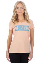 Mustang naisten T-paita ALINA, koralli M
