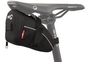Red Cycling Products Saddle Bag pyörälaukku L, musta