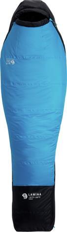 Mountain Hardwear Lamina Makuupussi -26°C Regular, sininen/musta