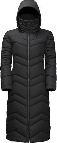 Jack Wolfskin Kyoto Long W Coat Musta XS