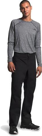 The North Face Dryzzle Full Zip Pant Musta XL
