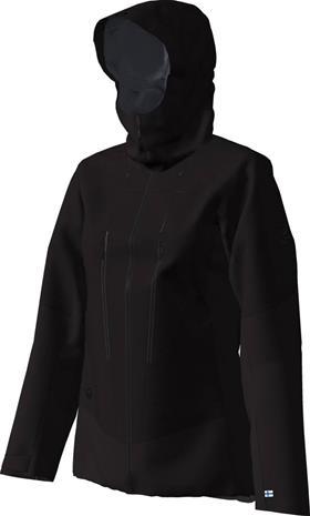 Halti Pallas W+ II Warm Hybrid Jacket Musta 42