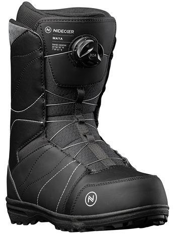 Nidecker Maya 2022 Snowboard Boots black Naiset