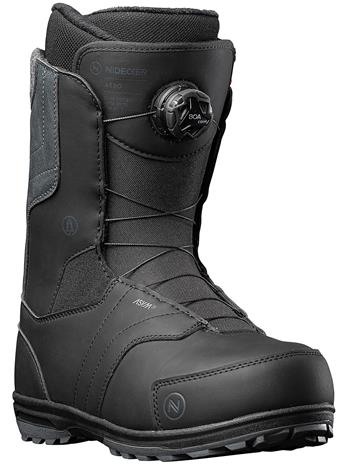 Nidecker Ranger 2022 Snowboard Boots black Miehet
