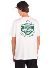 The Dudes Please T-Shirt off / white Miehet
