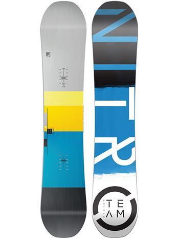 Nitro Future Team 142 2022 Snowboard uni