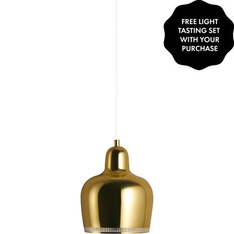 Artek Artek-A330s Golden Bell Campaign, Brass / White
