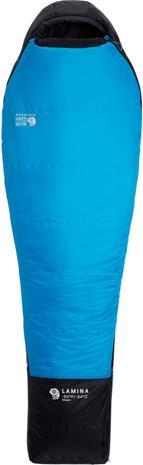 Mountain Hardwear Lamina Makuupussi -34°C Regular, sininen/musta