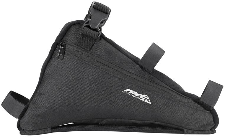 Red Cycling Products Frame Bag One, musta