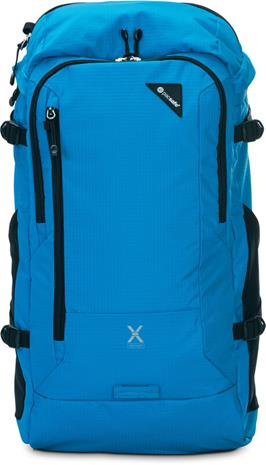 Pacsafe Venturesafe X30 Selkäreppu, sininen