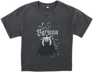 Batman - Batman - T-paita - Naiset - Harmaa