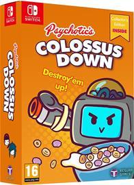 Colossus Down Destroy 'em Up Edition, Nintendo Switch -peli
