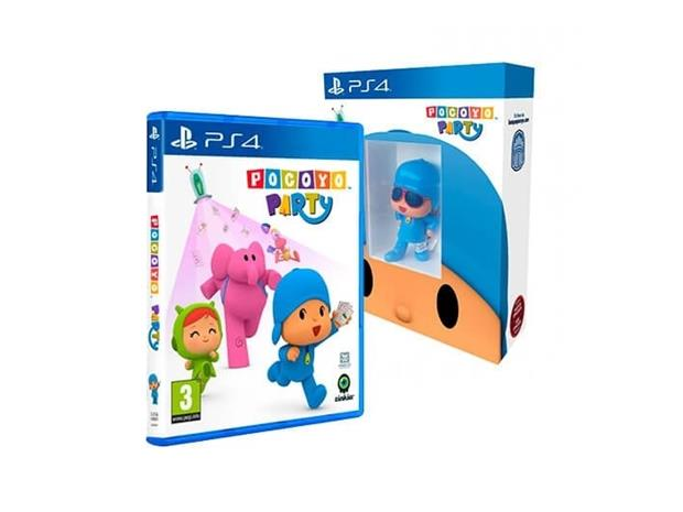 Pocoyo Party, PS4 -peli