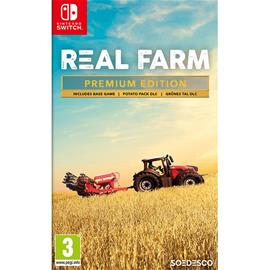 Real Farm, Nintendo Switch -peli