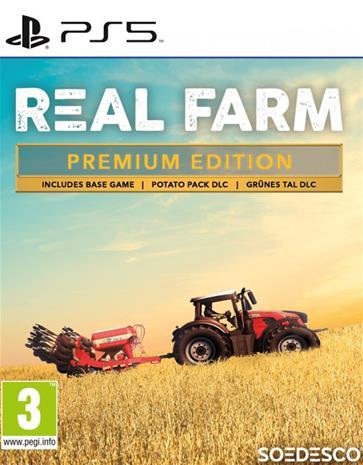 Real Farm, PS5 -peli