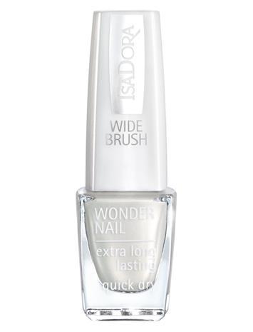 Isadora Wonder Nail 531 Precious Pearls Kynsilakka Meikki Hopea Isadora 531 PRECIOUS PEARLS