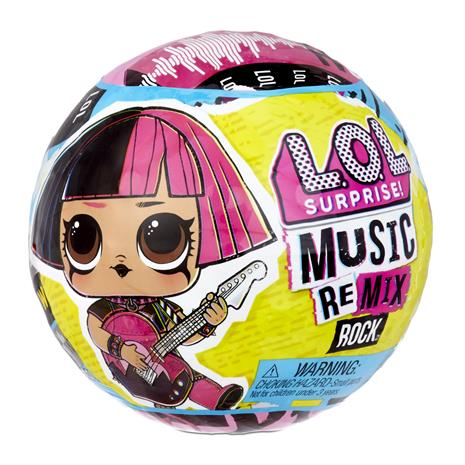 L.O.L. Surprise - Remix Rock Dolls (577522)