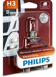 Ajovalopolttimo, Masterduty (H3), Philips