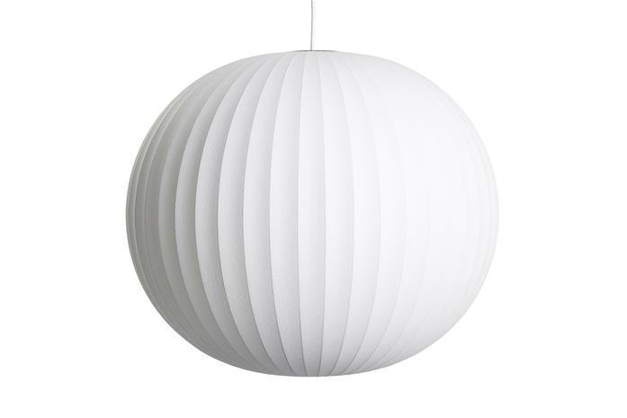 HAY - Nelson Ball Bubble Pendant Lamp - Large 59,5 cm - Off White