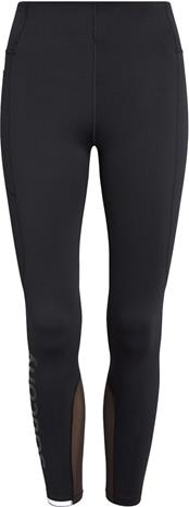 saucony Fortify 7/8 Tights High Rise Women, musta