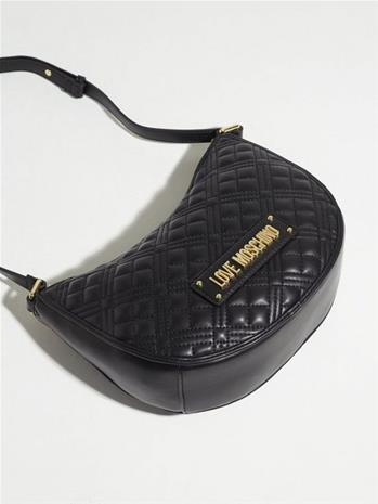 Love Moschino Quilted Bag Black