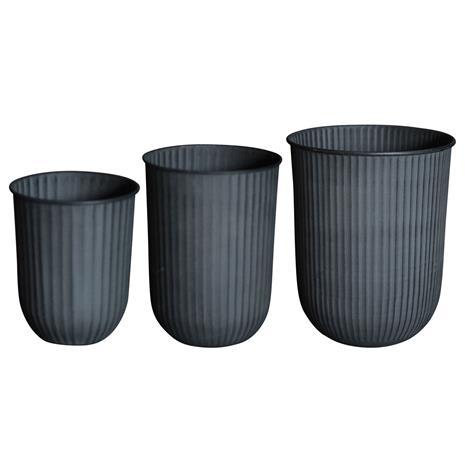 DBKD DBKD-Out Stripe Ruukku 3-pakkaus, Musta