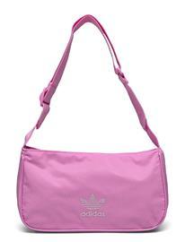 adidas Originals 2000 Luxe Mini Airliner Bag Bags Hand Bags Vaaleanpunainen Adidas Originals BLIORC