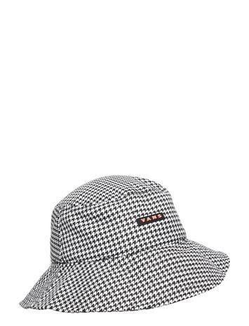 VANS Headwear Womens Combo Accessories Headwear Bucket Hats Musta VANS BLACK