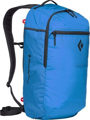 Black Diamond Trail Zip 18 Selkäreppu, sininen