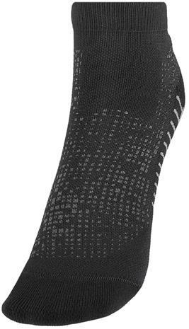 asics Ultra Comfort Quarter Socks, musta, Urheiluasusteet