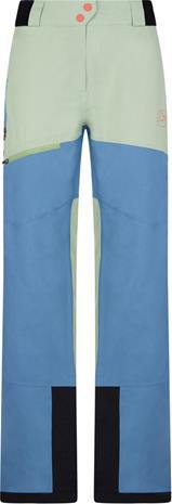 La Sportiva Firestar Evo Shell Pants Women, sininen/harmaa