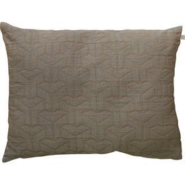 Mette Ditmer Mette Ditmer-MONO Scatter Cushion 65x50 cm, Tobacco
