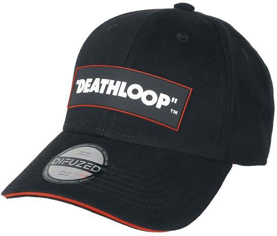 Deathloop - Logo - Lippis - Unisex - Musta