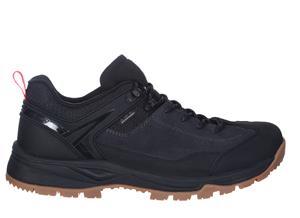 Icepeak miesten vapaa-ajan kengät ABAI, tummanharmaa-musta 45