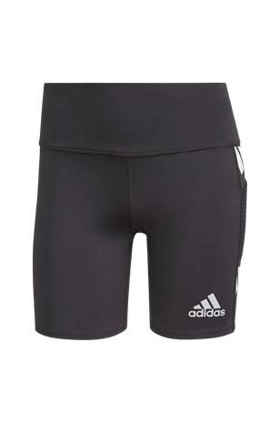 adidas Sport Performance - Juoksutrikoot Own The Run Celebration Running Short Tights - Musta