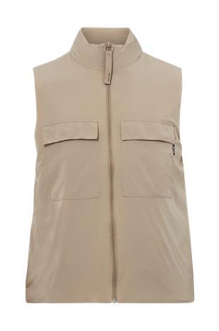 ONLY & SONS - Liivi onsShepard Nylon Pocket Vest - Harmaa