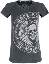 Rock Rebel by EMP - - T-paita - Naiset - Musta
