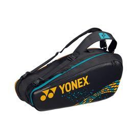 Yonex Pro Bag x6 Camel Gold, Sulkapallolaukut