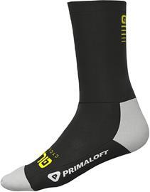 Alé Cycling Thermo Primaloft Sukat, musta/harmaa