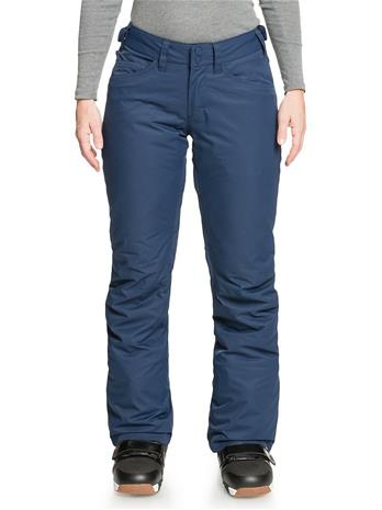 Roxy Backyard Pants medieval blue Naiset