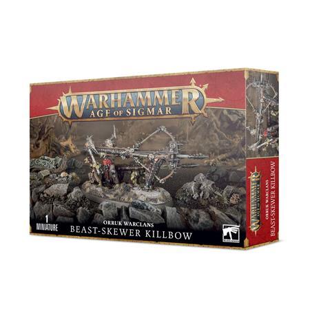 Orruk Warclans: Beast-skewer Killbow WH