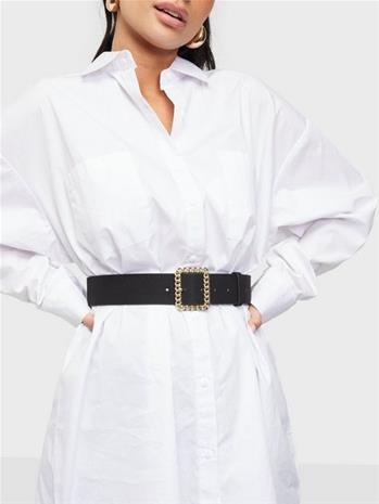 NLY Accessories Chain Buckle Belt