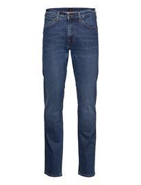 Lee Jeans Daren Zip Fly Farkut Sininen Lee Jeans MID WOODLAND