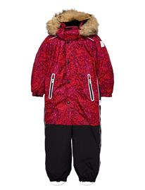 Reima Kipina Outerwear Snow/ski Clothing Snow/ski Suits & Sets Punainen Reima JAM RED, Lastenvaatteet
